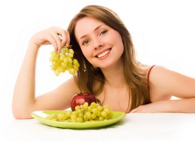 Виноград нормализует обмен веществ, нарушенный при злоупотреблении алкоголем